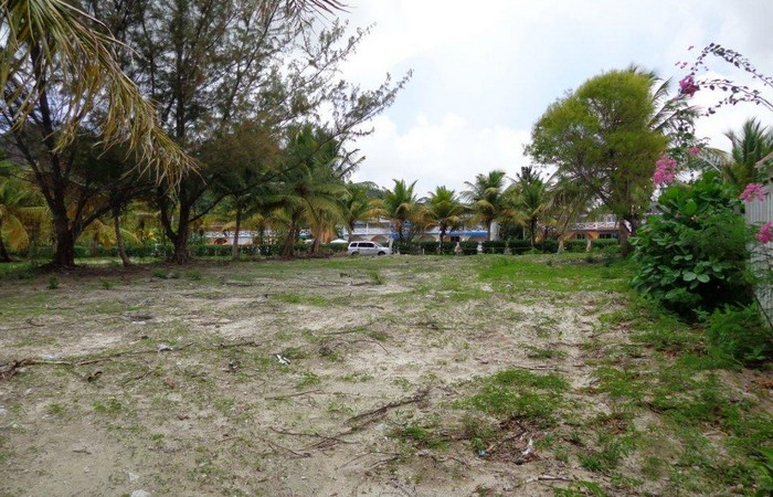 Jolly Harbour Beach Plot